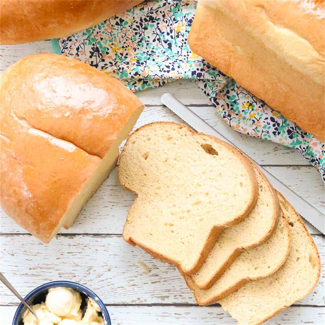 Best Easy 100% Whole Wheat Bread