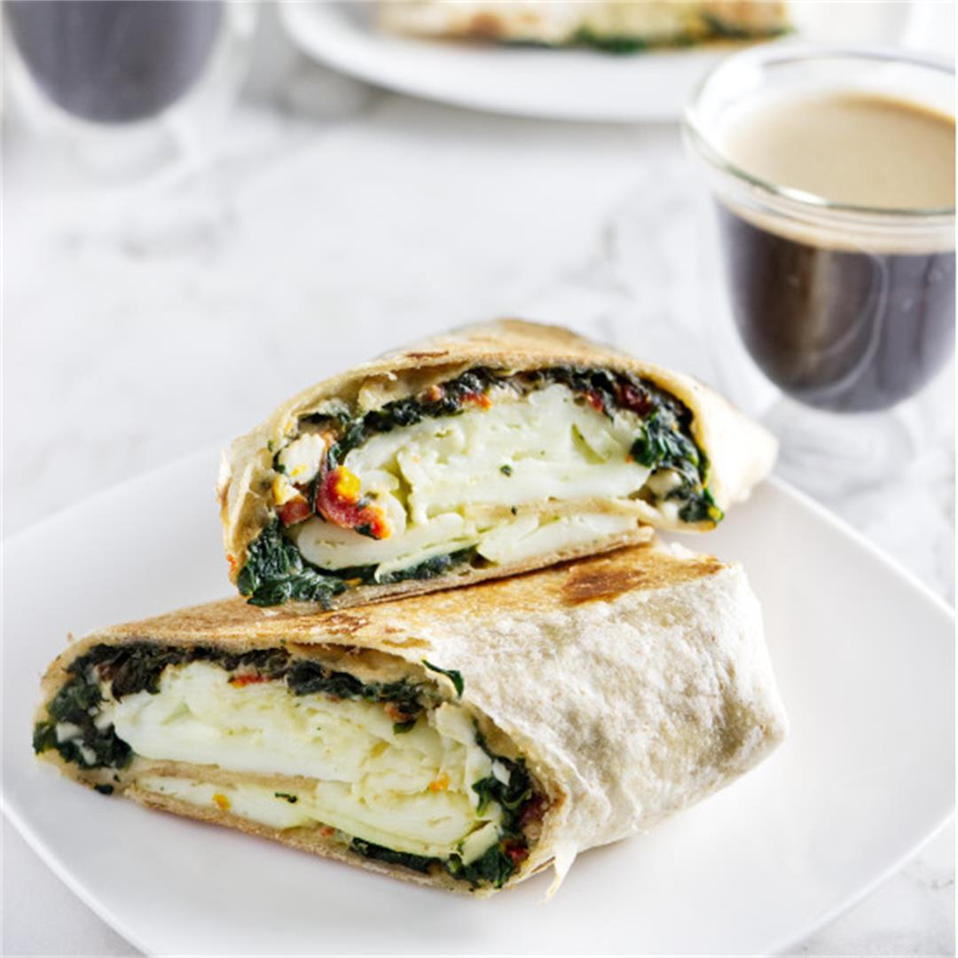 Copycat Starbucks Breakfast sandwich
