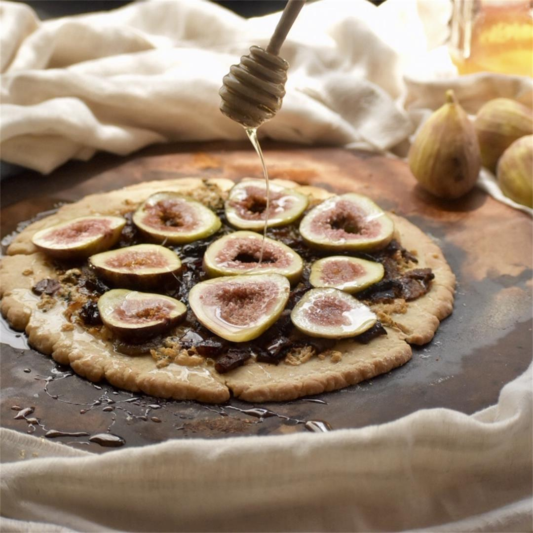 This tart is what fig season is all about.
