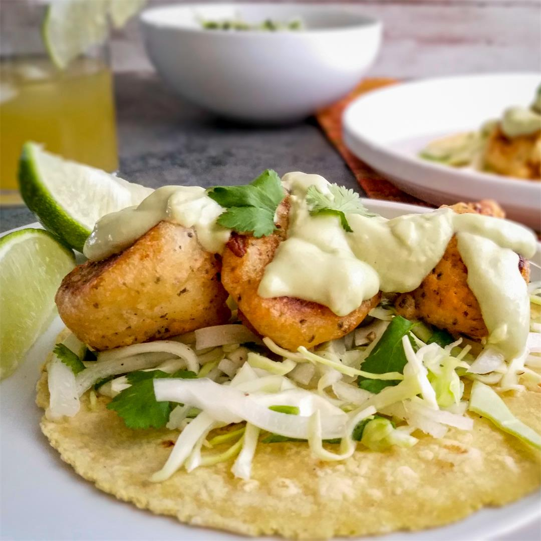 The Ultimate Fishless Tacos