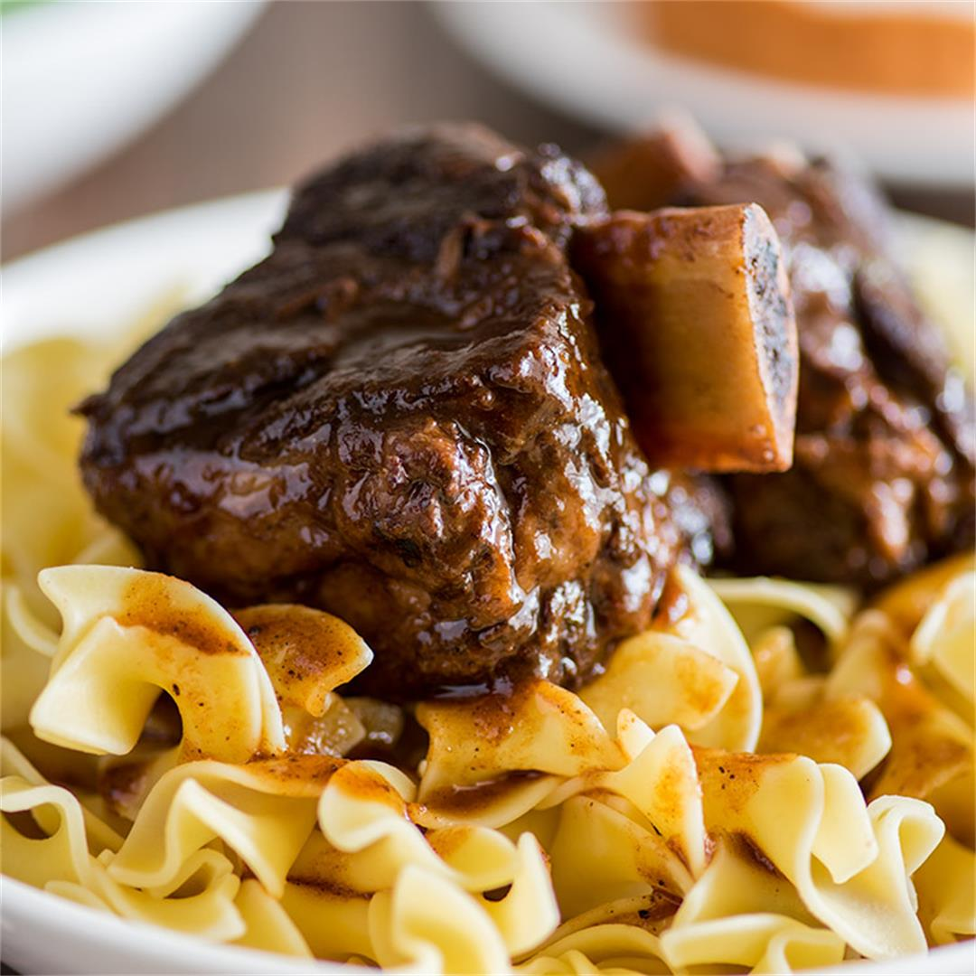 Easy Short Ribs Recipe