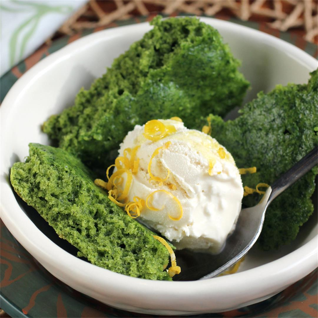 Parsley Cake