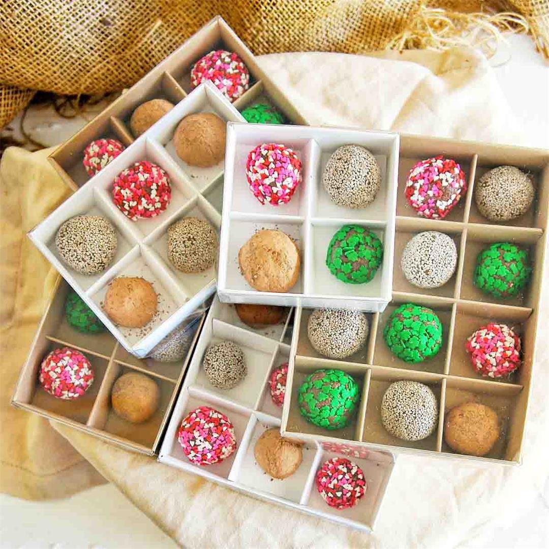 Weet-Bix Balls Recipe