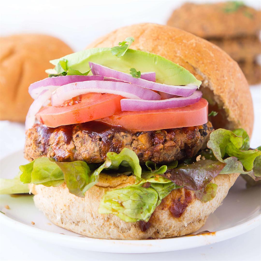 Bean & Veggie Burger