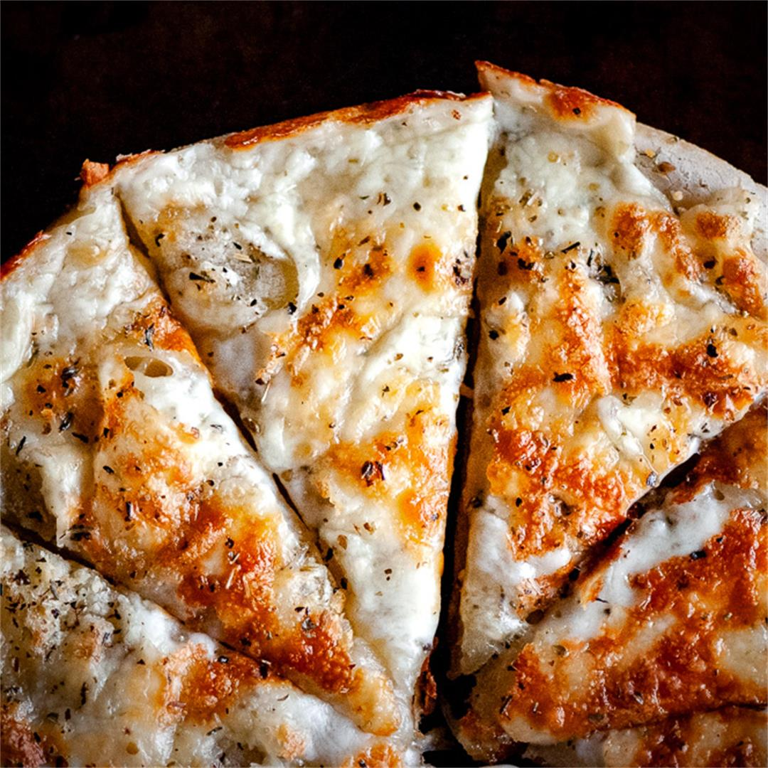 The Best Gluten-Free Pizza Crust Recipe