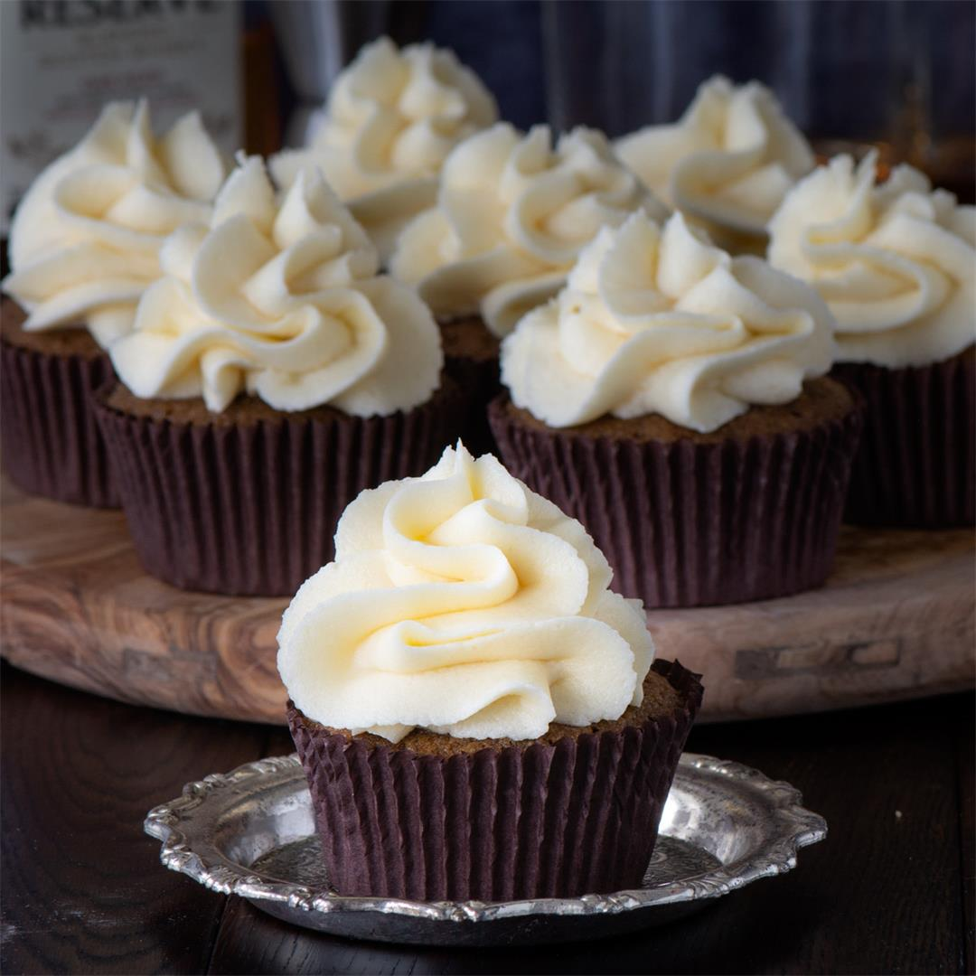 Whiskey Buttercream