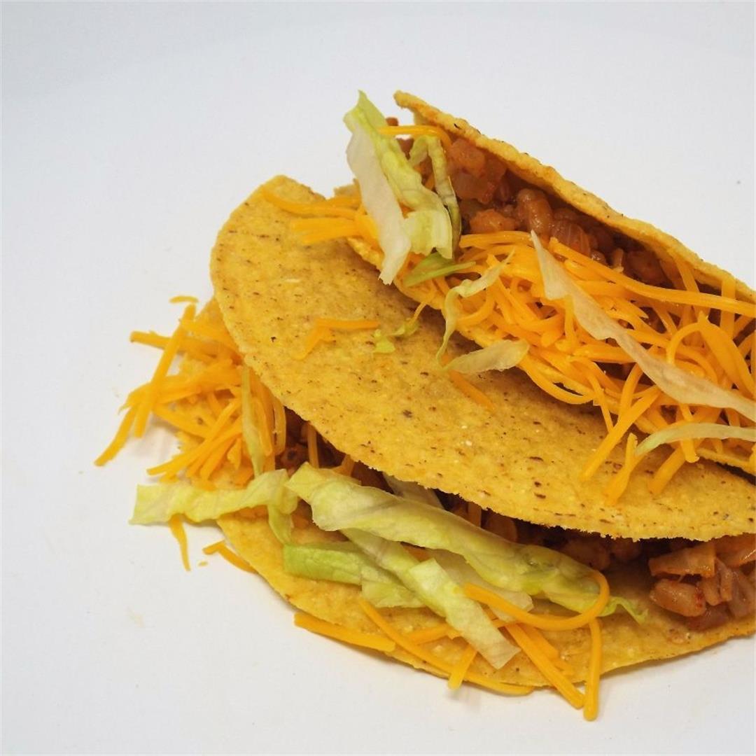 Farro Tacos