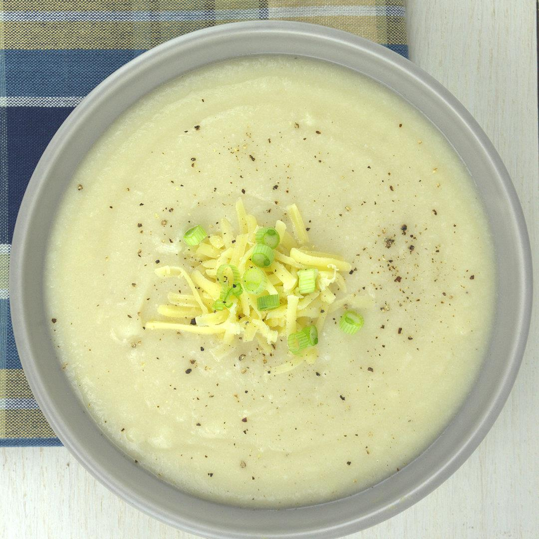 Simple Irish Cauliflower Soup