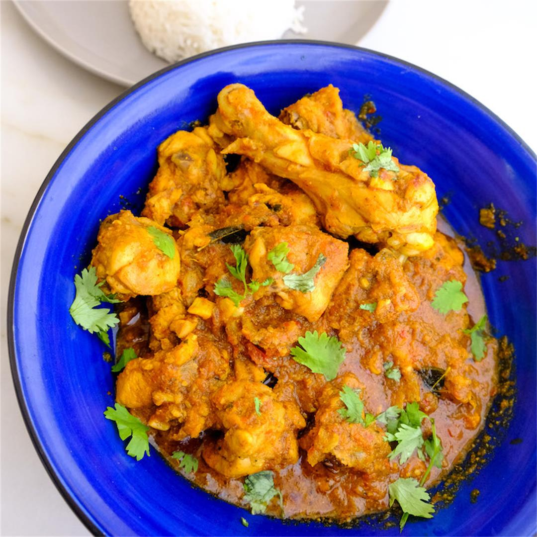 Chettinad Chicken Chops Recipe