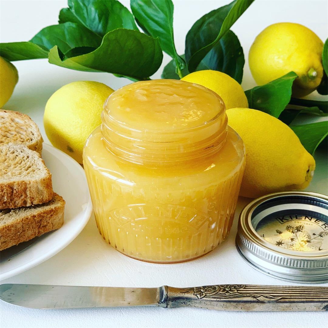 Lemon Curd - Lemon Butter