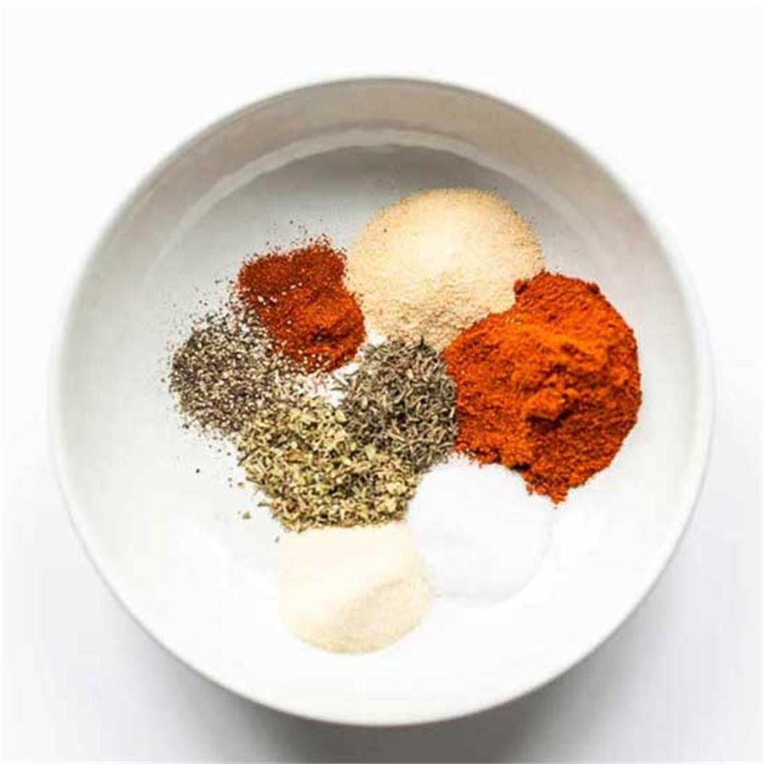 How to make hamemade cajun seasoning