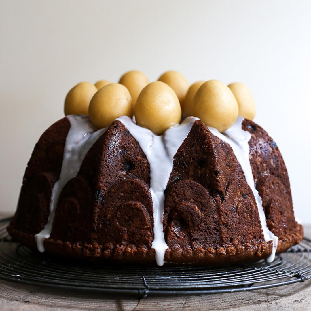 Gluten-Free Simnel Cake