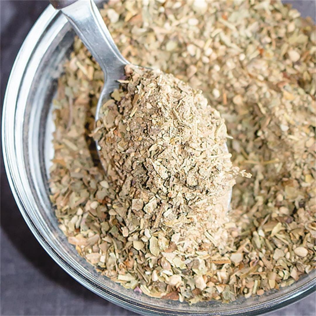 BEST Spaghetti Seasoning Mix Recipe [DIY] 🍝 MasalaHerb.com