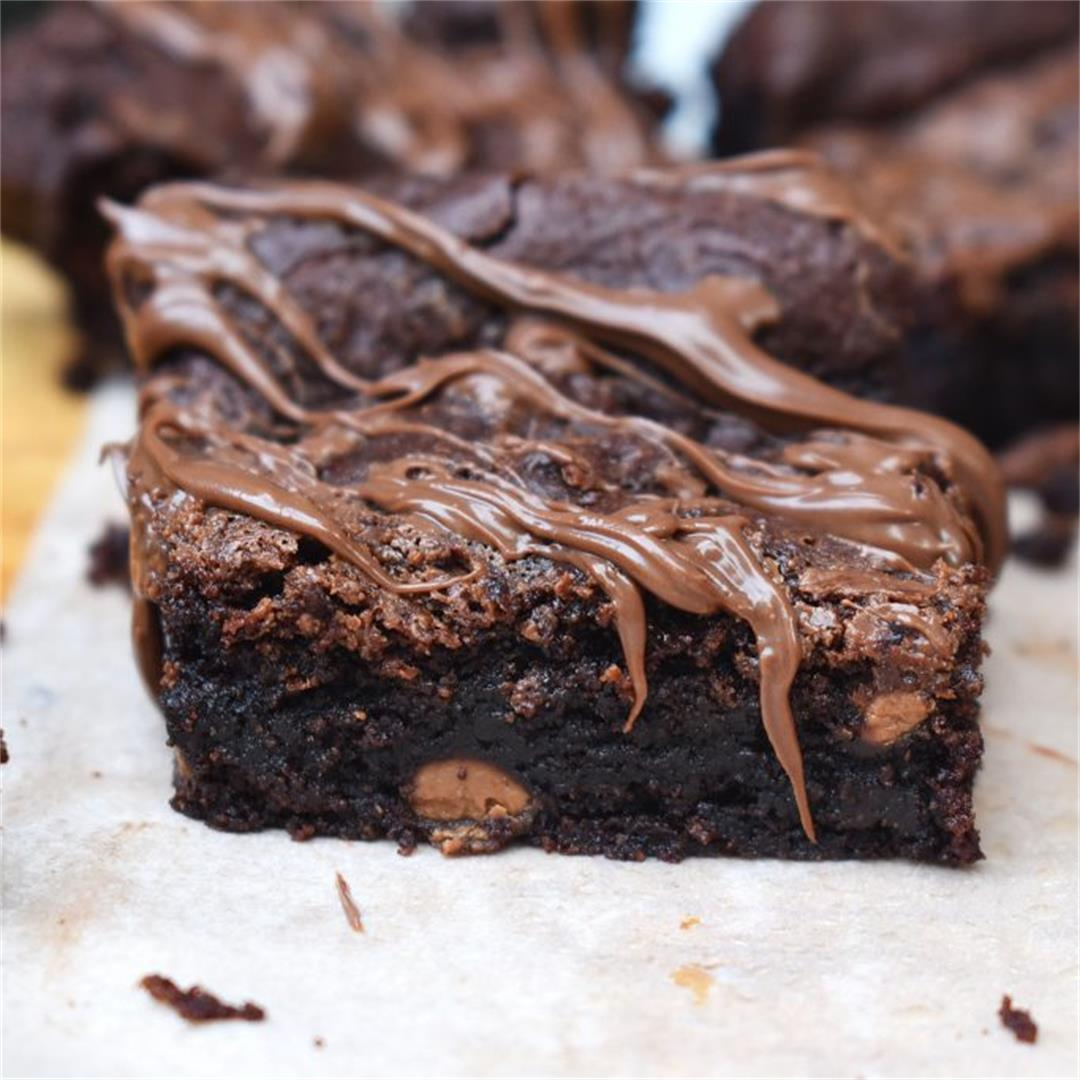 Healthy Chocolate Cookie Bars