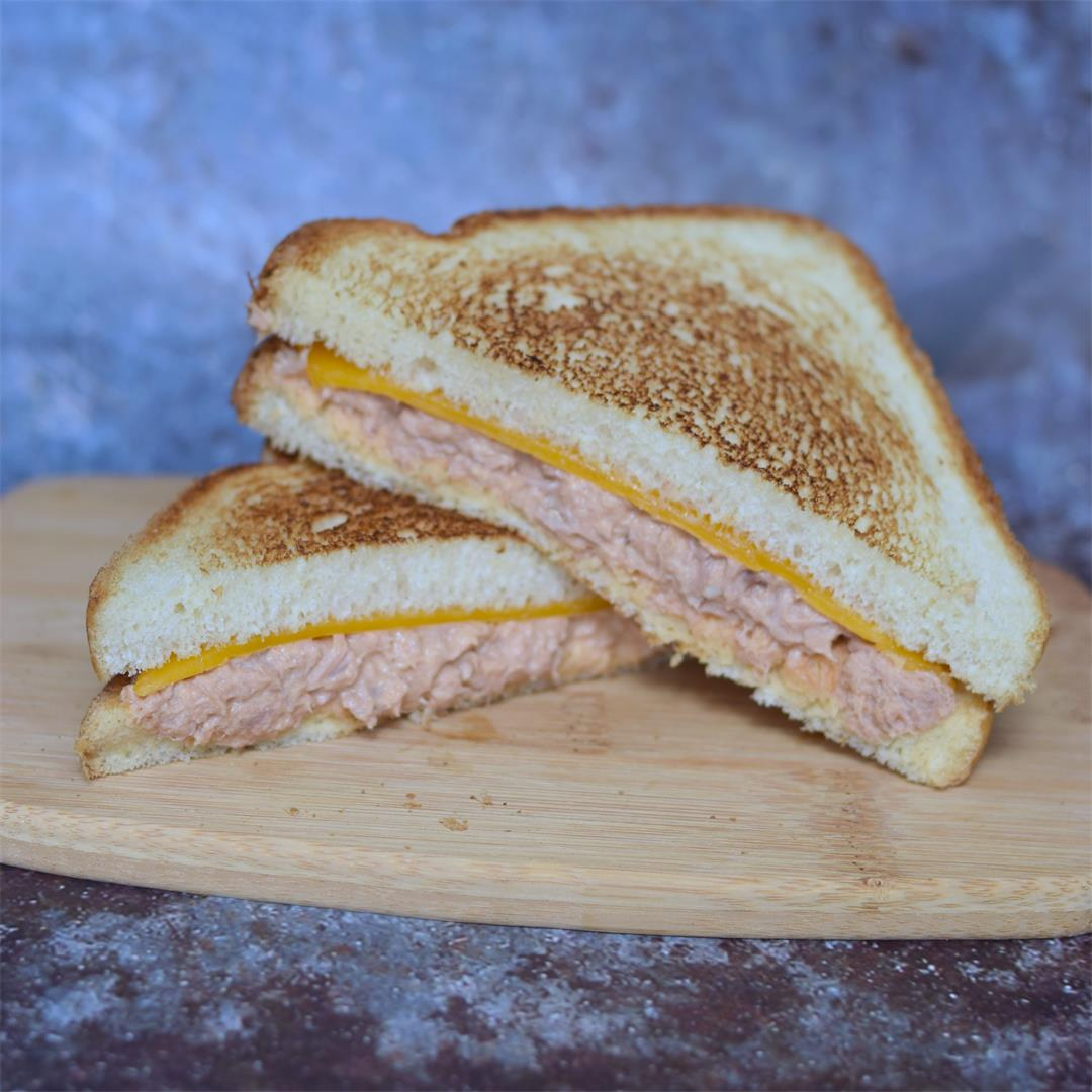 Spicy Tuna Sandwich Recipe