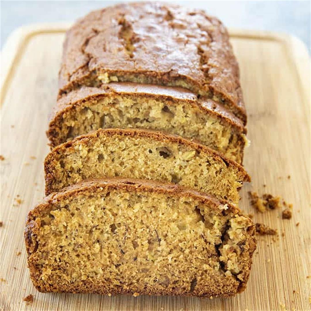 Perfect Zucchini Bread