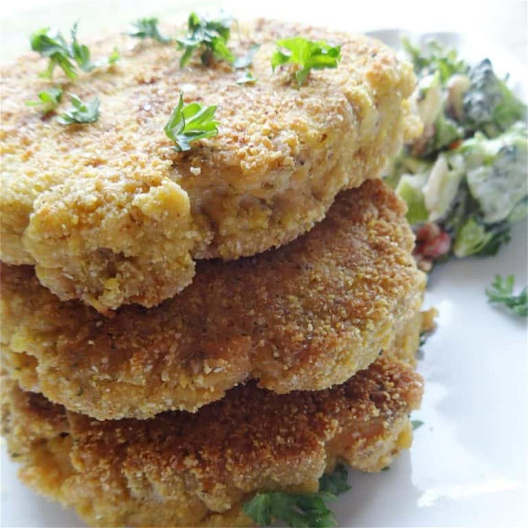 Easy & Quick Southern Salmon Patties