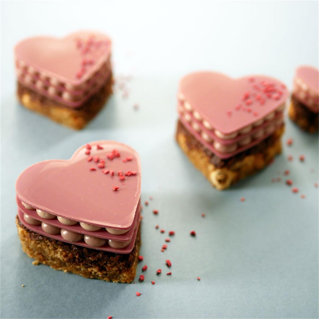 Ruby Chocolate Plaisir Sucré