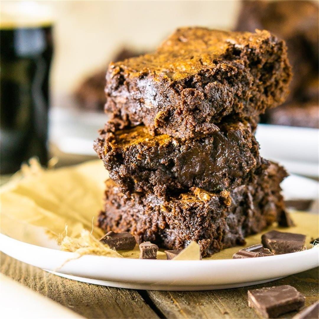 Fudgy Stout Brownies