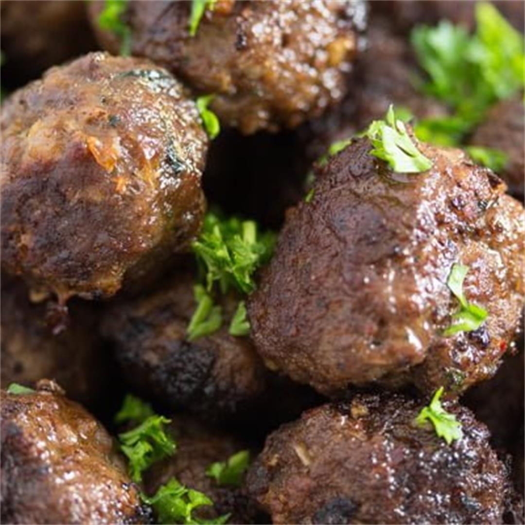 Beef Kofta Recipe – Spicy Turkish Meatballs