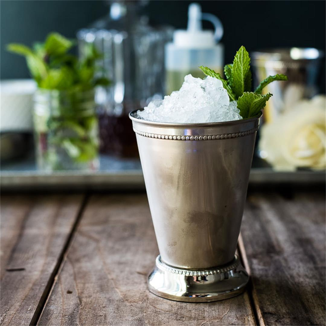 Kentucky Derby Mint Julep Bar