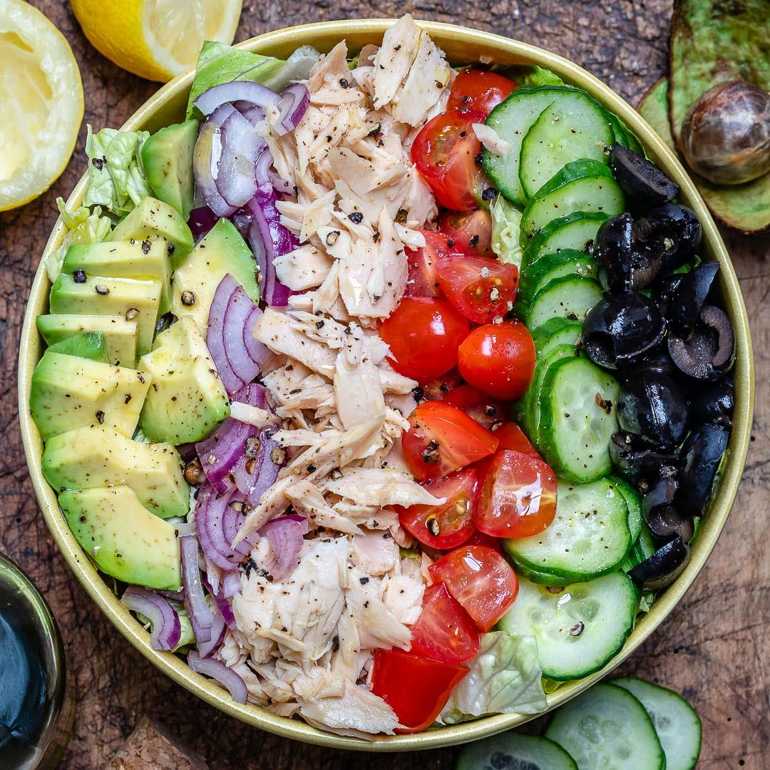 Easy Avocado Tuna Salad Recipe (Paleo/Keto/Whole30)