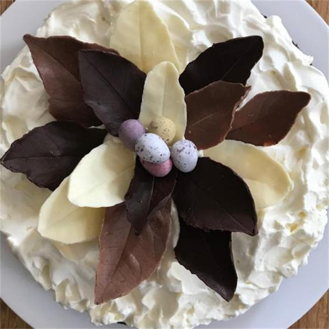 Easy Easter Chocolate Cake