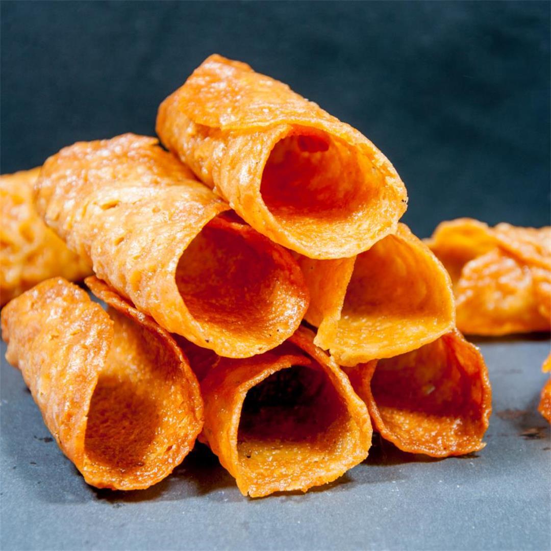 Ginger Brandy Snaps