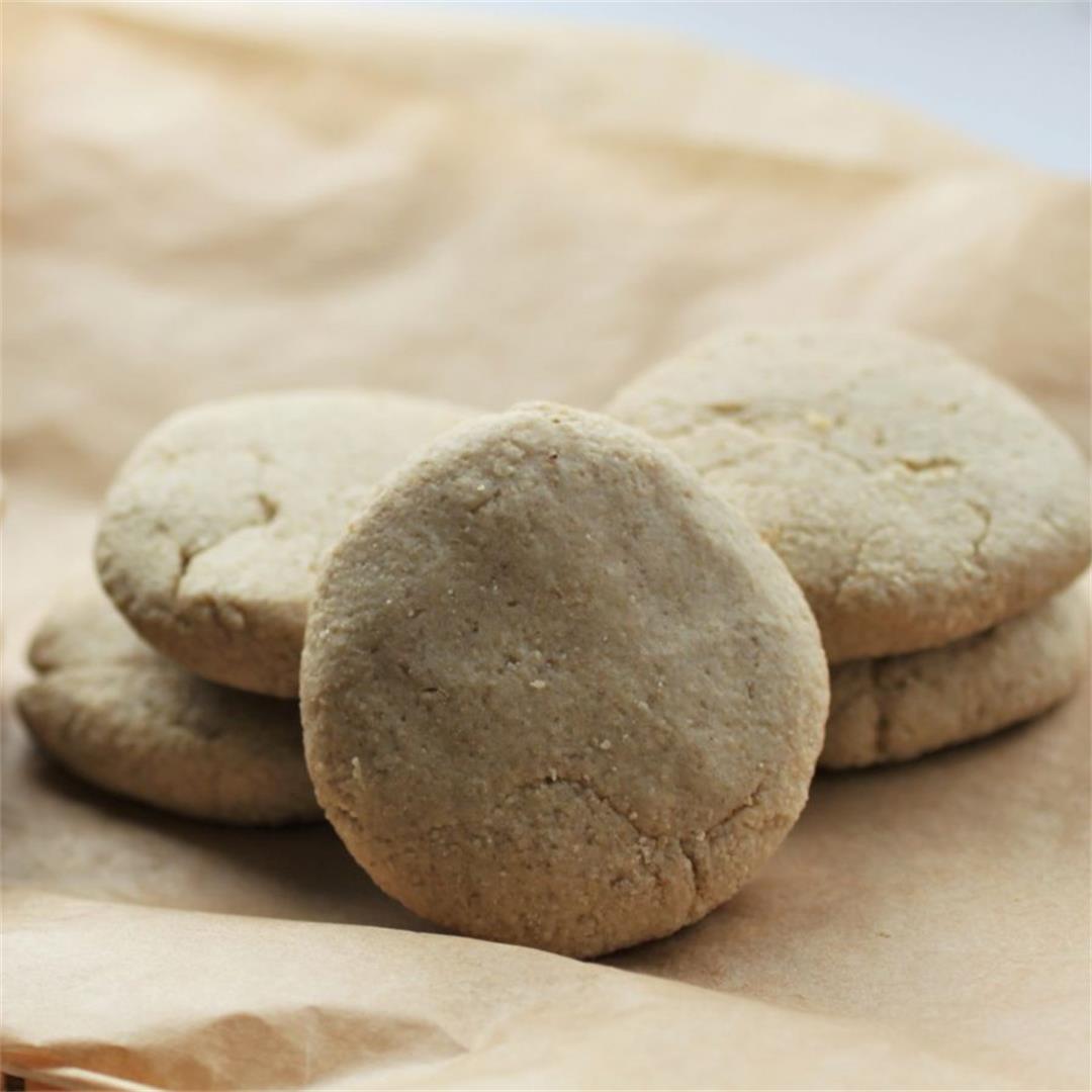 Basic Oat Biscuits Recipe