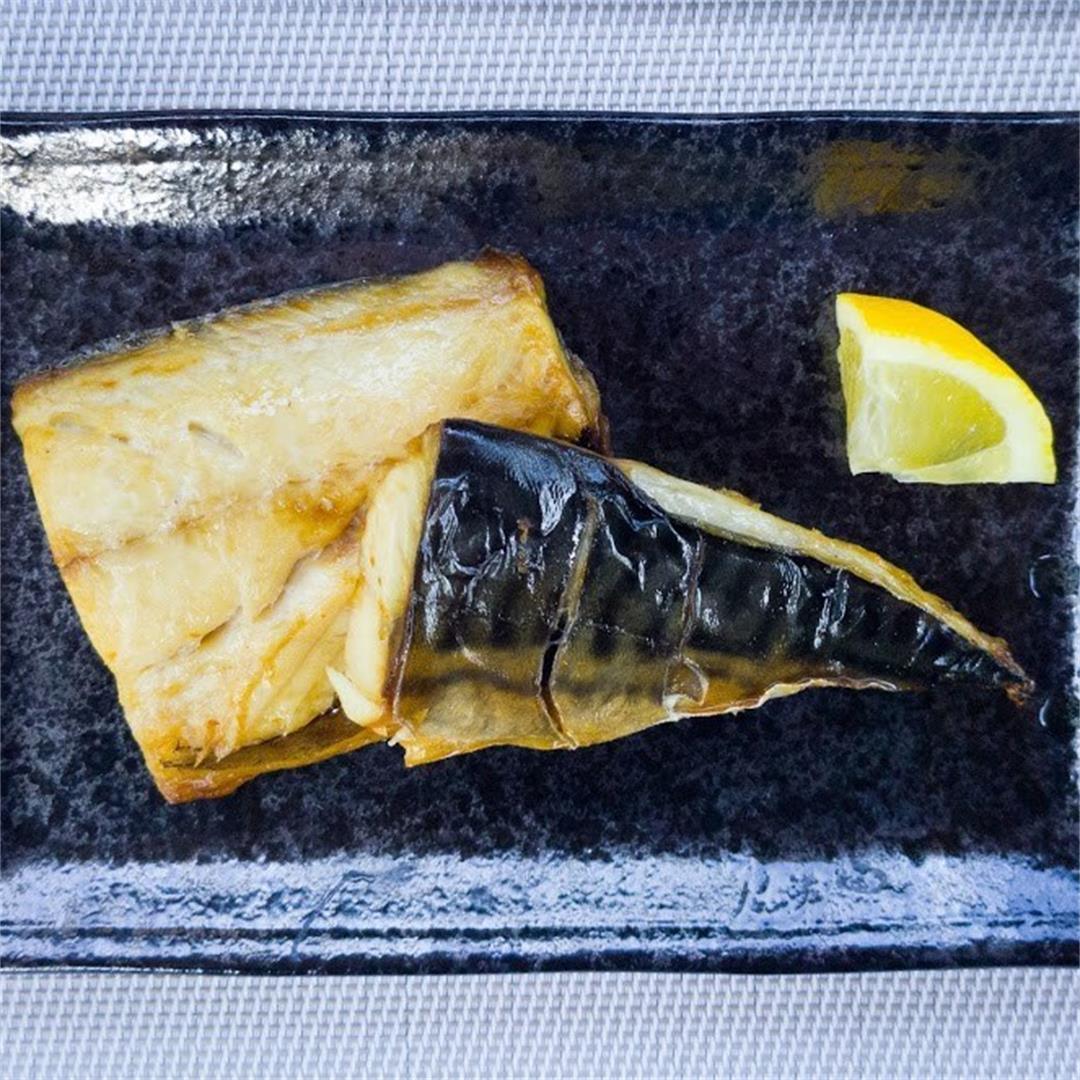 Japanese Salted Mackerel