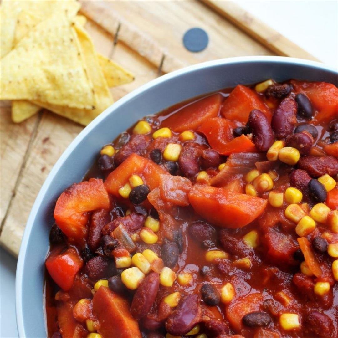 The Ultimate Vegan Chilli Recipe