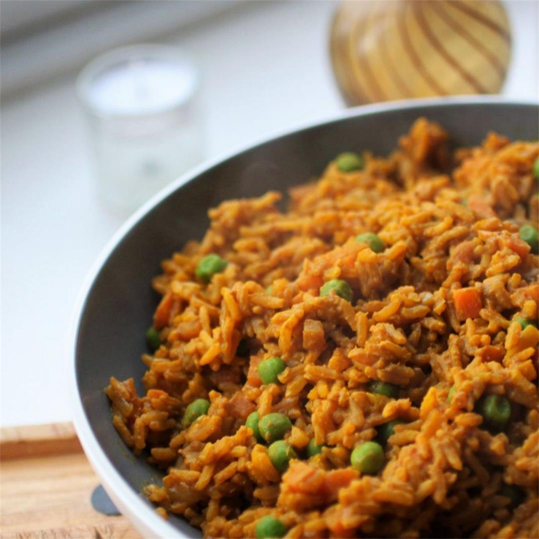 Indian Rice Recipe