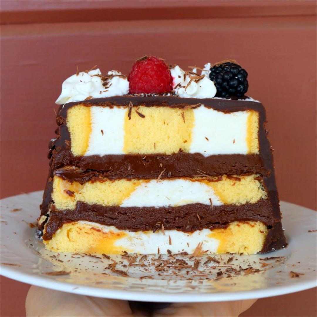 Straight Roll Cake
