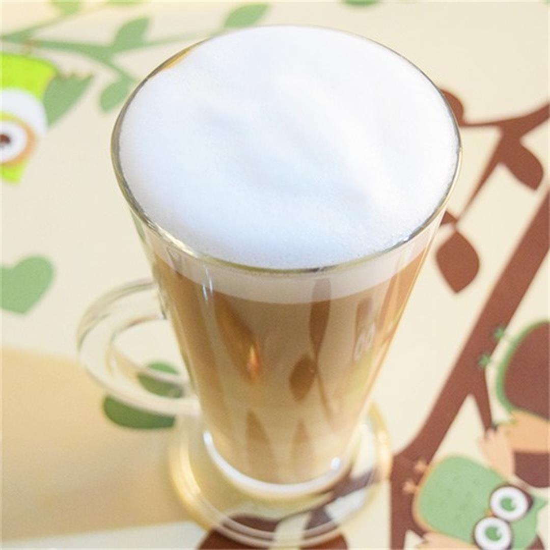 The Best Latte Macchiato Recipe