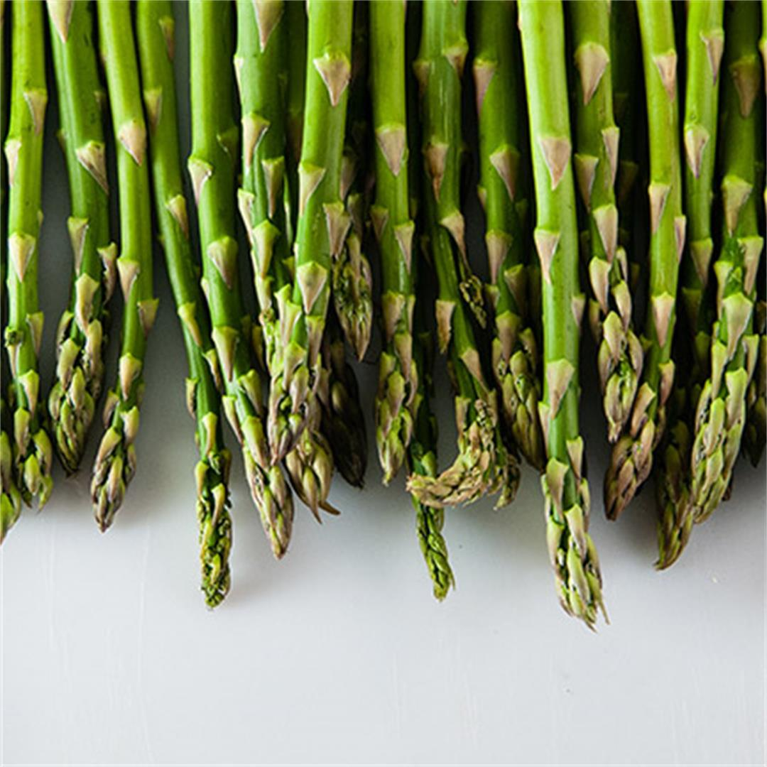 How to Buy and Cook Asparagus
