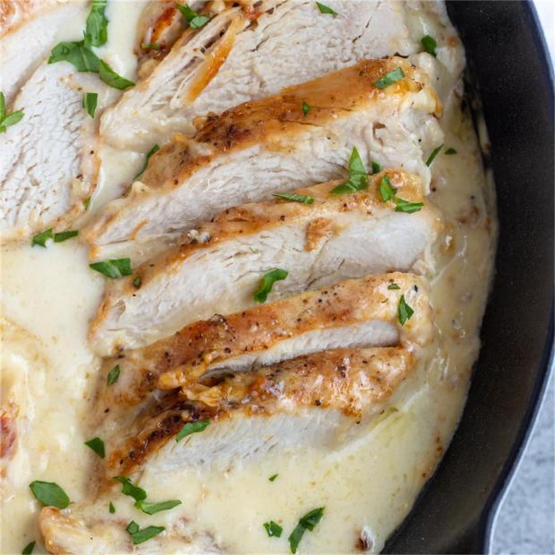 30-Minute Low-Carb Chicken