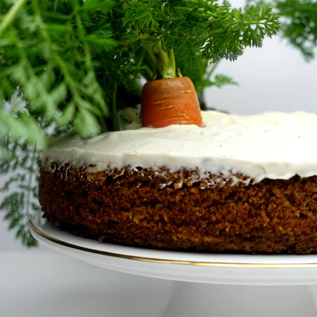 Carrot Cake The Aussie Way