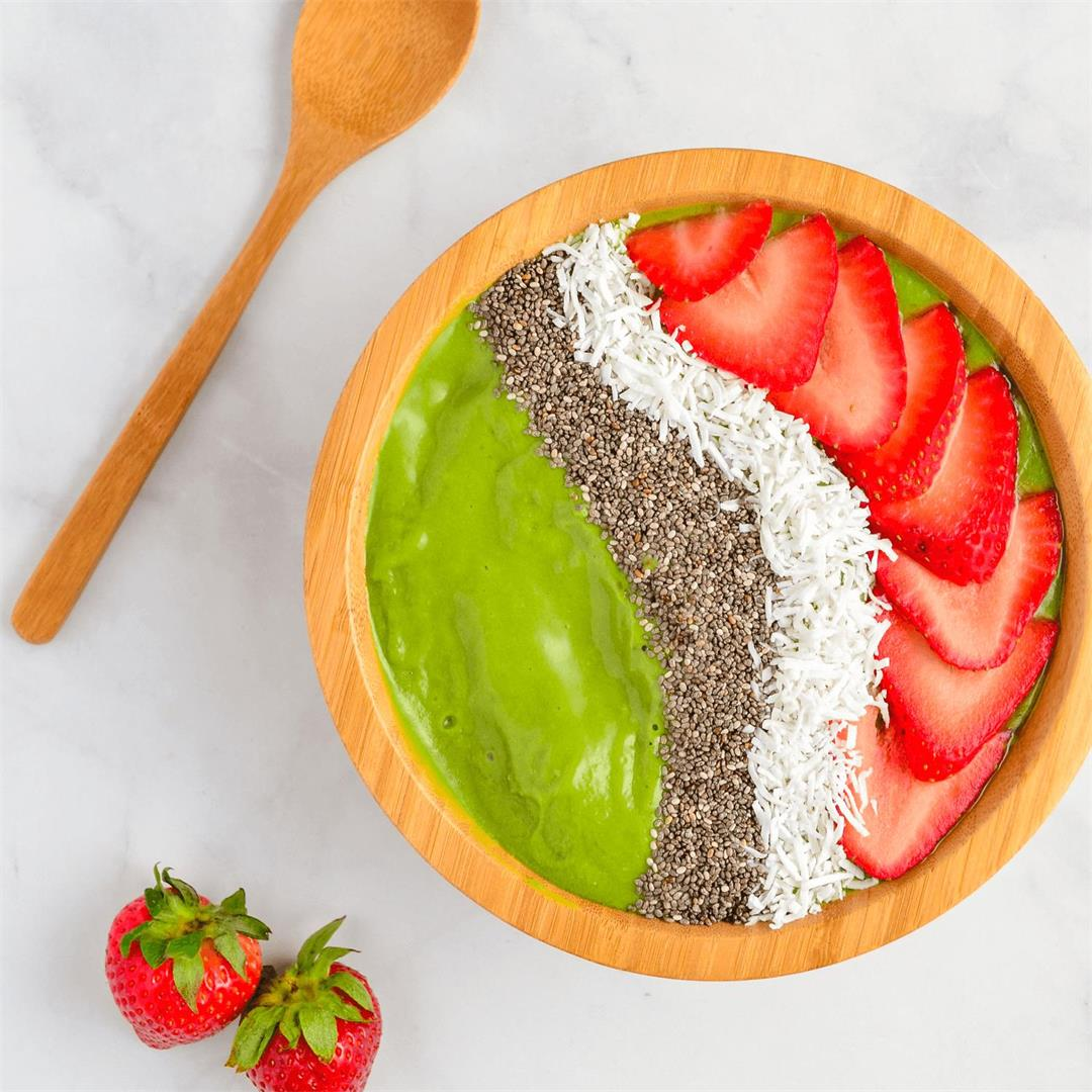 Matcha Smoothie Bowl