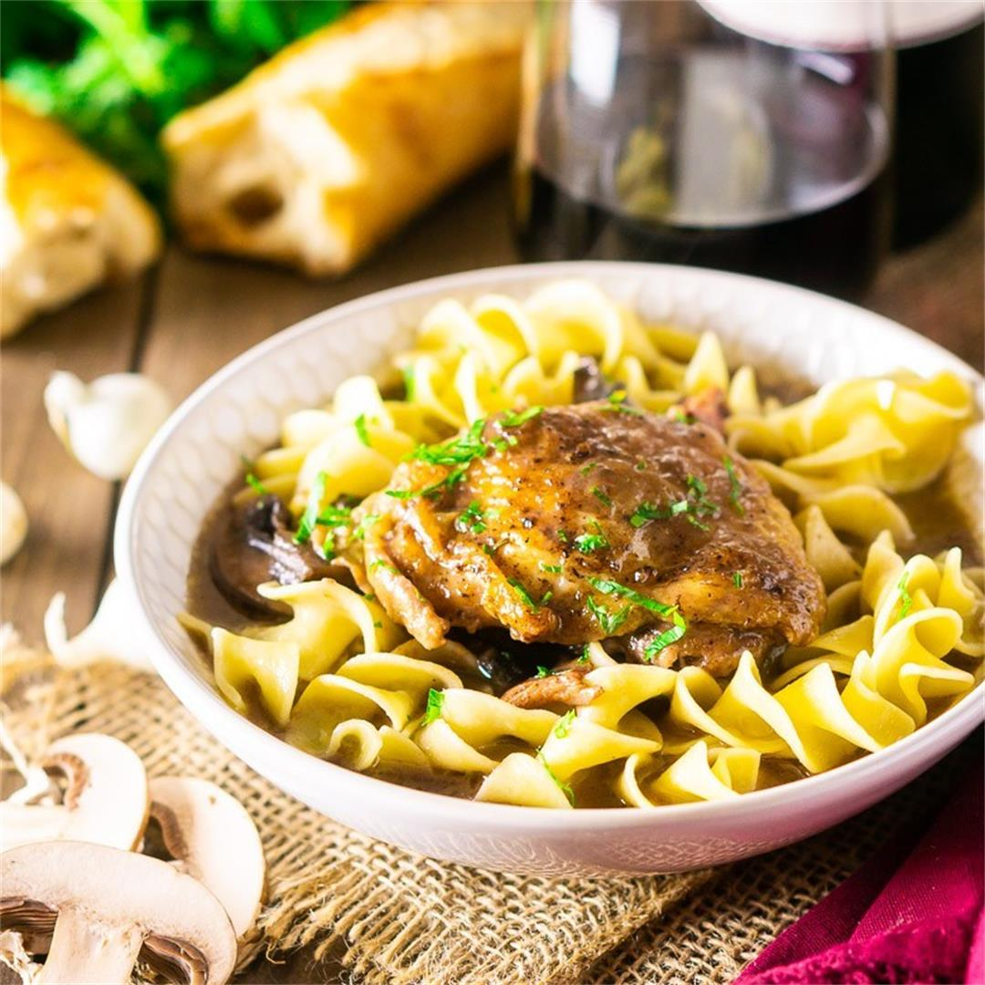 The Best Coq Au Vin