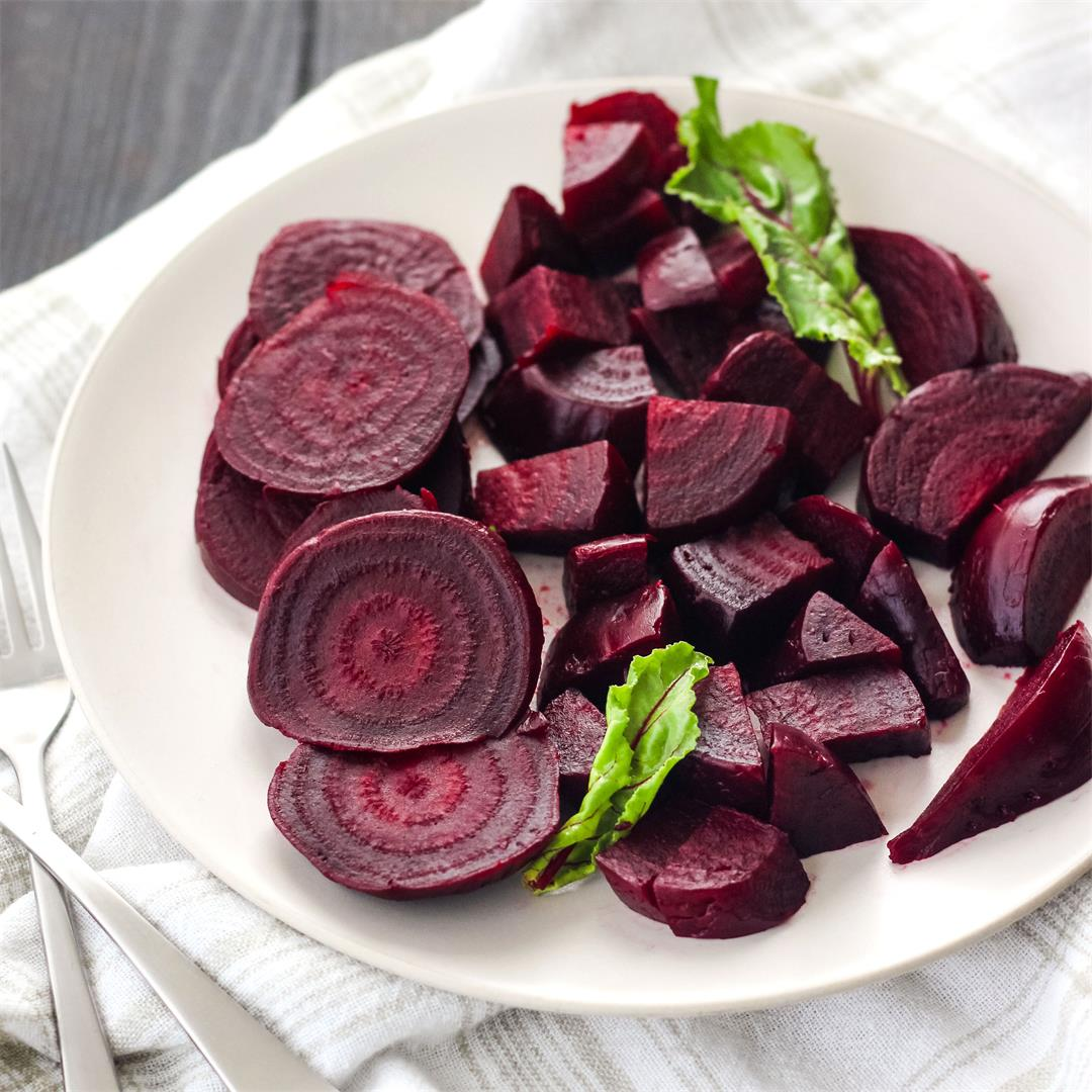 3-Quart Instant Pot Mini Cooked Beets