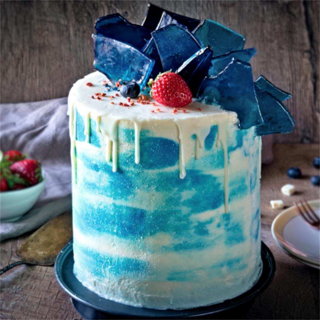 Vanilla Cake Recipe (Birthday Cake Recipe)
