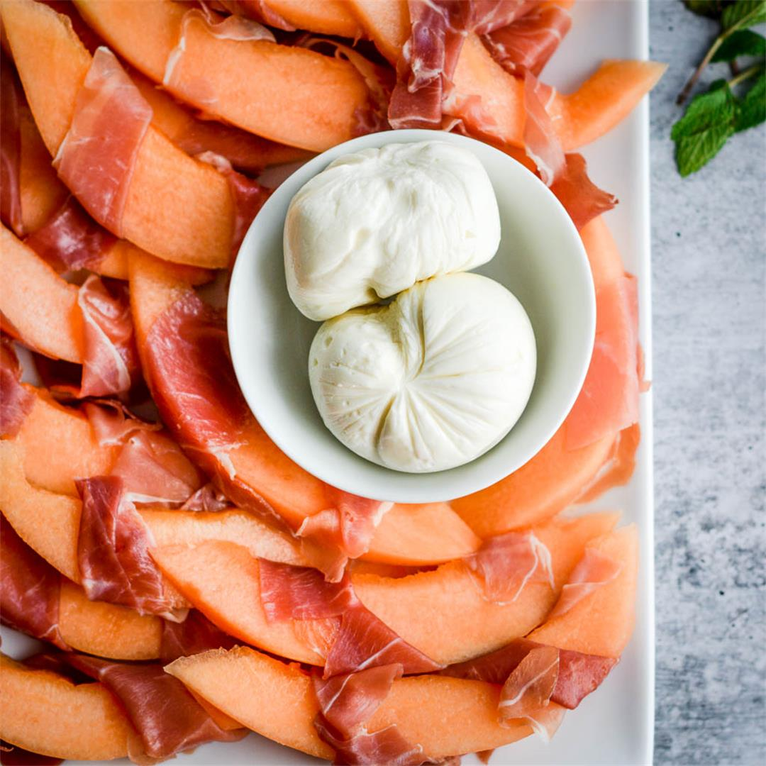 Prosciutto with Melon — Wanderings in My Kitchen
