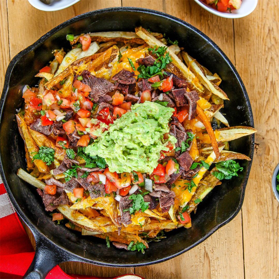 Ultimate Carne Asada Fries