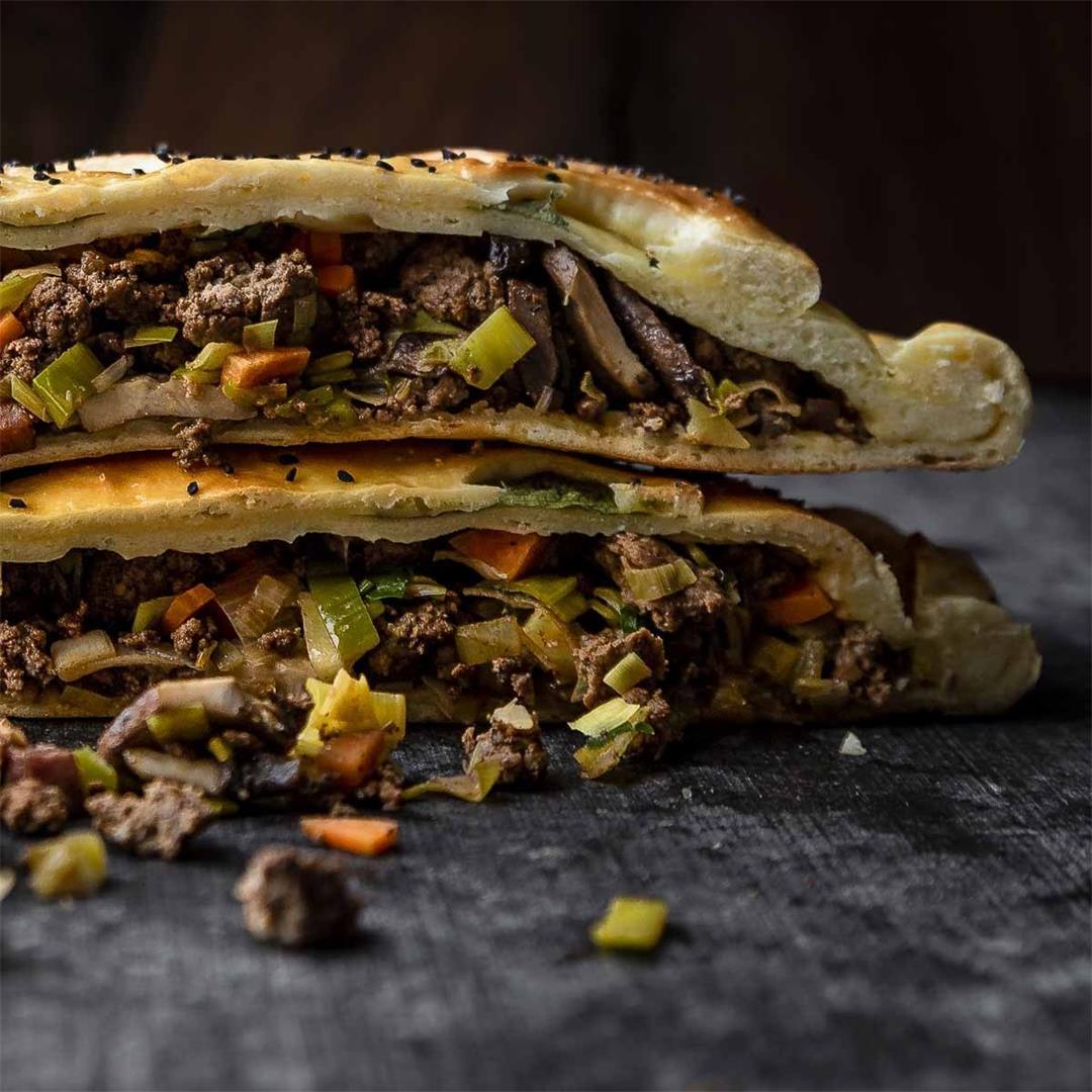 meat pie: savory ground beef and sweet potato pie — Recipe Fict