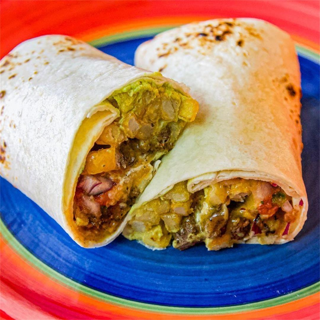 California Burrito Recipe (A San Diego Classic)