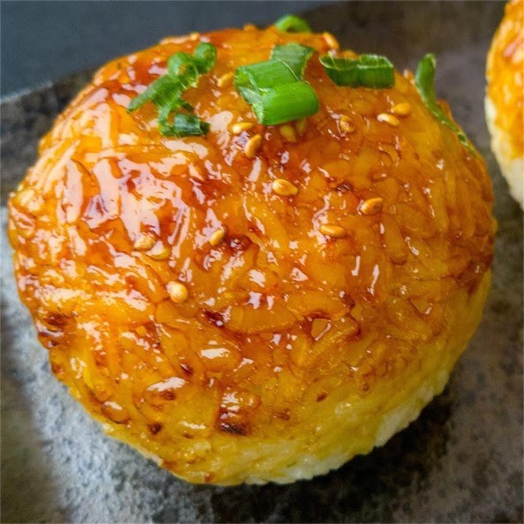 Teriyaki Rice Bombs