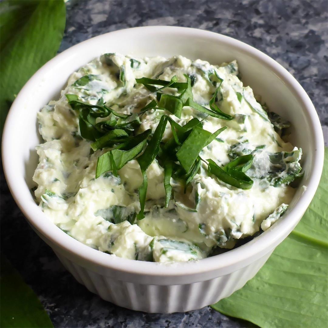 3 - Ingredient Feta Dip