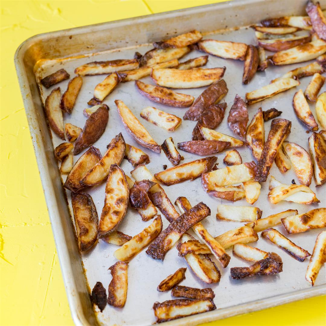 Best Ever Oven Fries