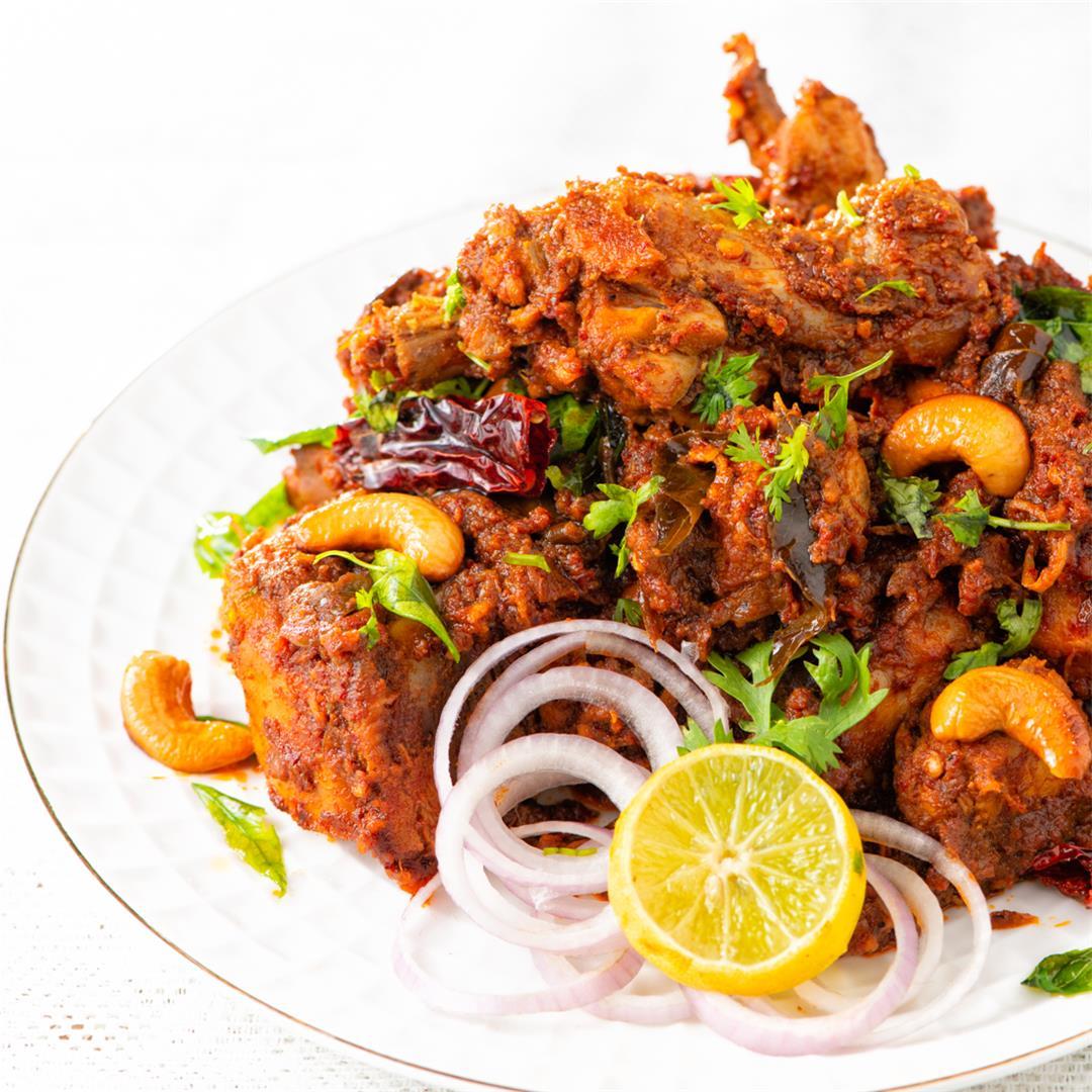 Chicken Masala roast/ Masala Chicken Roast recipe