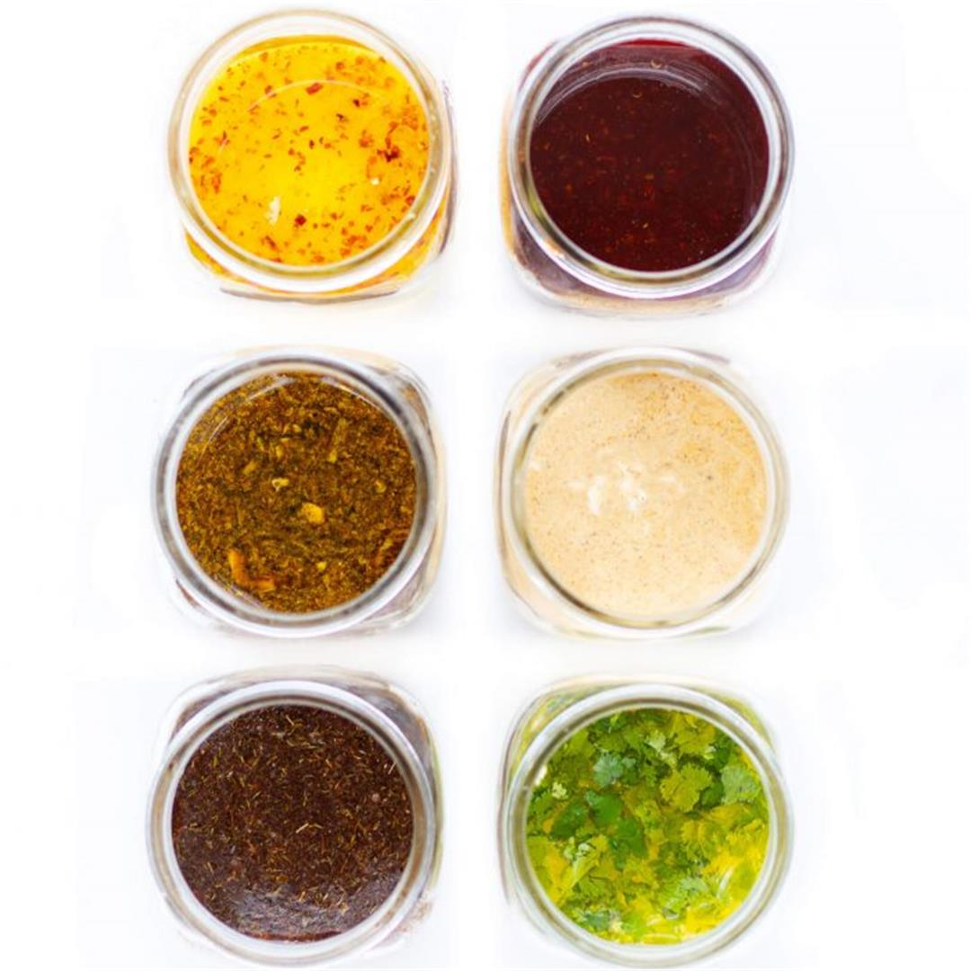 6 Easy Marinade Recipes
